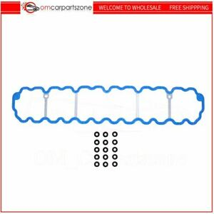 Engine Valve Cover Gasket Set For Jeep Grand Cherokee 1996 2004 4 0l L6 Ohv New