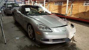 Automatic 4 Speed Transmission Out Of A 2005 Chevy Corvette With 77 756 Miles