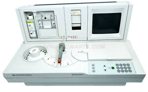 Instrumentation Laboratory Acl 1000 Coagulation Analyzer Laboratory Equipment