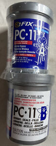 Pc products Pc 11 Epoxy Adhesive Paste Two part Marine Grade 1lb In Two Cans