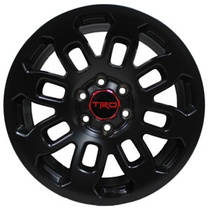 Brand New 18 Wheels Fits Toyota Trd 4runner Fj Cruiser Tacoma Pre Runner Trd