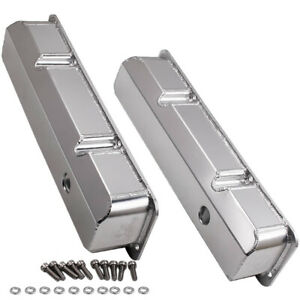 Engines Tall Aluminum Valve Covers Fit Ford Fe 1958 59 1976 332 352 390 428