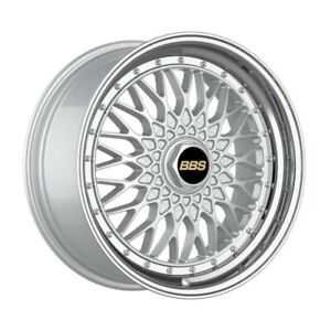 4 Wheels 18 Inch Silver With Polish Lip Rims Fits 5x108 Volvo S80 2 5t 2005 2006
