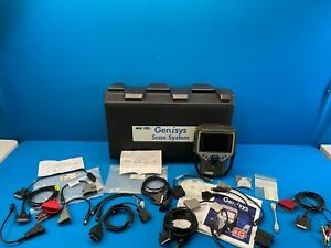 Genisys Spx Otc 3 0 Automotive Diagnostic System Scanner