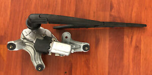 02 05 Lexus Is300 Sportcross Rear Windshield Motor Oem Used Gita 85130 53010