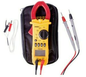 Sperry Digital Clamp Meter Dsa600trms 600amp 12 Function True Rms Clamp Meter