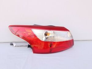 2012 2013 2014 Ford Focus Left Driver Oem Outer Tail Light Brake Lamp Nice