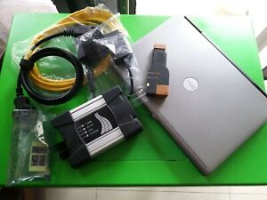 The Dell D6430 With Bmw Icom Next Diagnostic Programming Dealer Level System