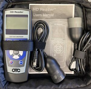 Otc Hd Reader 3418 Heavy Duty Trucking Trucker Code Reader Scanner