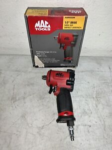 Mac Tools Mini 1 2 Drive Air Pneumatic Impact Wrench Tool Awp050m