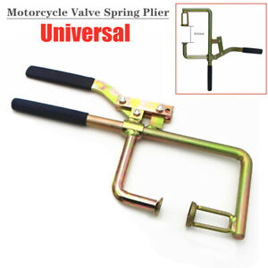 Universal Car Motorcycle Valve Spring Pliers Compressor Pusher Hand Repair Tool