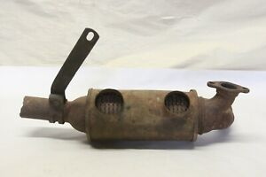 Original 1920 S Car Truck Manifold Heater Accessory Engine Accessory Add On Part