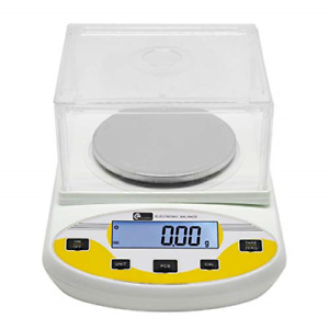 Cgoldenwall High Precision Lab Digital Scale Analytical Electronic Balance Lab
