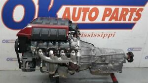 6 2 L99 Ls3 Engine 6l80 Automatic Transmission 2010 Chevy Camaro Ss Pullout