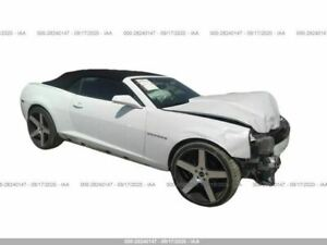 Driver Front Seat Bucket Convertible Cloth Fits 11 Camaro 2269230