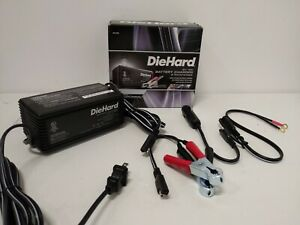 Diehard 6 Volt And 12 Volt Battery Trickle Charger Maintainer New In Open Box