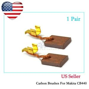 Carbon Brush For Makita Bhp452 18v Lxt Lithium ion Cordless 1 2 Hammer Drill dr