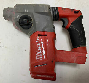 Read Desc Milwaukee 2712 20 M18 Fuel 1 Sds Plus Rotary Hammer Tool Only