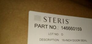 Steris 16 In Door Seal Part Number P146660159