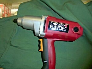 1 2 Impact Wrench Chicago Electric