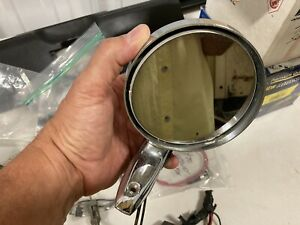 1965 70 Mopar B Body Dodge Plymouth Roadrunner Charger Driver Side Mirror Lh