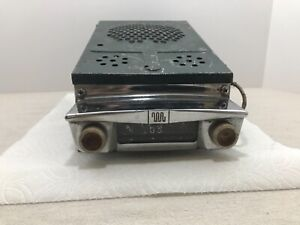 Vintage Motorola 400 Older Pickup Car 6 Volt Am Radio