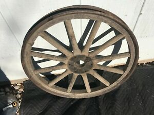 Model T Ford Wood Spoked Wheel
