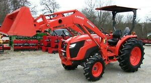 2017 Kubota Mx5200 4x4 Loader 424 Hours 1 owner free 1000 Mile Delivery From Ky