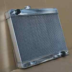 Fit Pontiac Tempest Gto Lemans 65 67 At mt Aluminum Radiator 3 Rows 52mm 1680