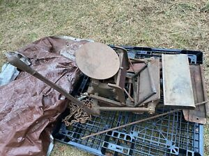 C P Chandler Price 6 1 2 X 10 Pilot Printing Press Antique Letterpress 205a