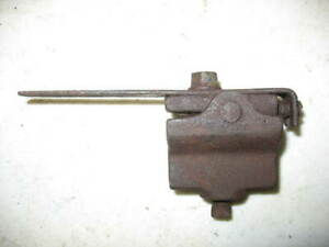 1 1 2 2 Hp Early Hercules Gas Engine Ignitor Trip