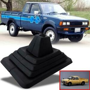 Gear Shift Shifter Lever Boot Cover Rubber For Datsun 720 Pro Pickup Truck