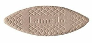 Lamello 144000 0 Beechwood Biscuits plates Box Of 1000
