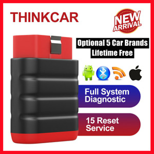 Thinkdiag Mini Obd2 All System Scanner Srs Abs Dpf Car Bluetooth Diagnostic Tool