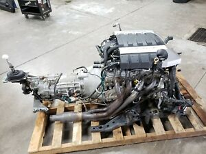 2010 Camaro Ss 6 2 Ls3 Engine Transmission Drivetrain Package T6060