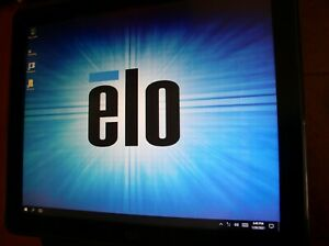 17 Elo Esy17x3 All In One Touch Screen Pos Computer Touchcomputer Win 10