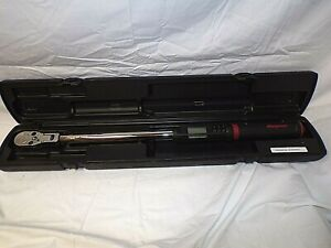 Snap On Atech3fr250b 1 2 Drive Torque Digital Wrench 12 5 250ft Lbs