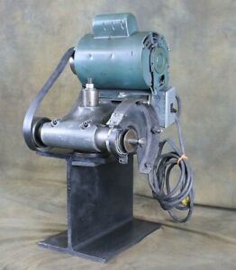 0hp Dumore 57 021 Tool Post Grinder External Grinding Spdl For Lathes 9 To 2