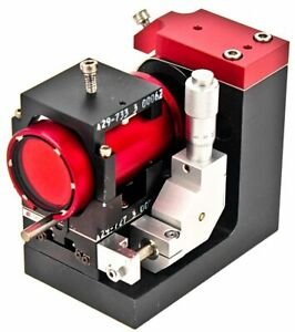 Laser Lab Optical Filter Assembly W optosigma Precision Single Axis Stage 3