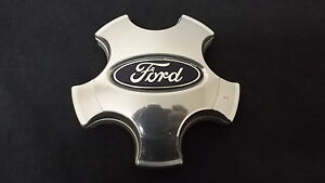 Ford Freestyle Five Hundred Oem Wheel Center Cap Machined Finish 5f93 1a096 ac
