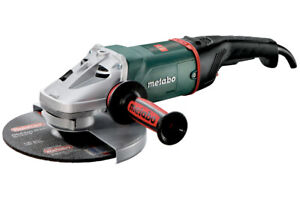 Metabo Us606467800 7 Angle Grinder Concrete Surface Prep Kit w24 230 New