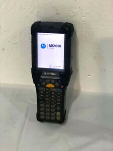 Symbol Motorola Mc9090 ku0hjffa6wr Wireless Barcode Scanner