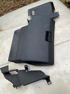 1985 Bmw 318 E30 Glove Box With Top And Side Panel Light Latch Hinge