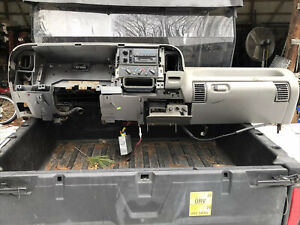 95 99 Chevy Gmc Trucks Dashboard Dash Core Frame Mount Gray