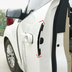 4pcs Car Door Edge Scratch Anti collision Protector Guard Strip Cars Accessories
