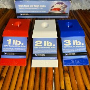Usps Stack And Weigh Scales 1 6 Lbs Free Shipping