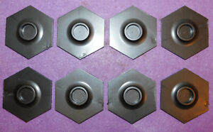 1964 1973 Mustang Mach1 Boss Shelby Cougar Nos Rear Leaf Spring Anti Squeak Pads