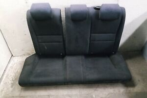 06 11 Honda Civic Si Oem Rear Seat Top And Bottom Set Assembly W Red Stitching