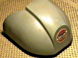 Vintage Delta rockwell Drill Press Cover Dp 916