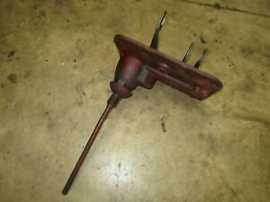 Farmall B Original Working Transmission Gear Shifter Assembly Antique Tractor